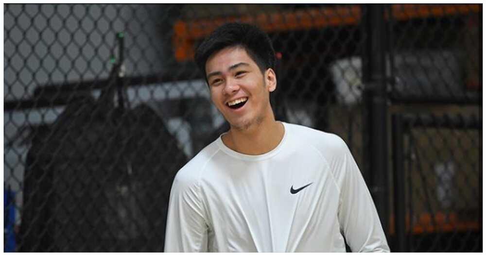 Ibinahaging picture ni Kai Sotto, kinaaliwan ng mga netizens