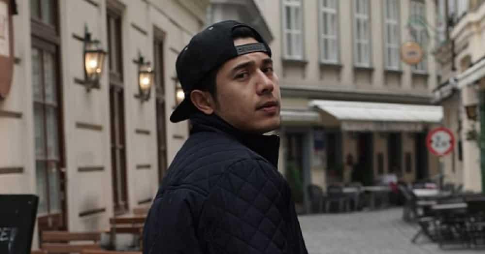 Paulo Avelino, napamura dahil sa viral face changer video na ginamit ang kanyang mukha