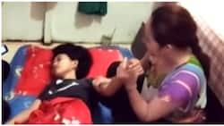 """17-anyos na may """"Sleeping Beauty Syndrome"""", muli na namang nakatulog at 'di pa nagigising"""