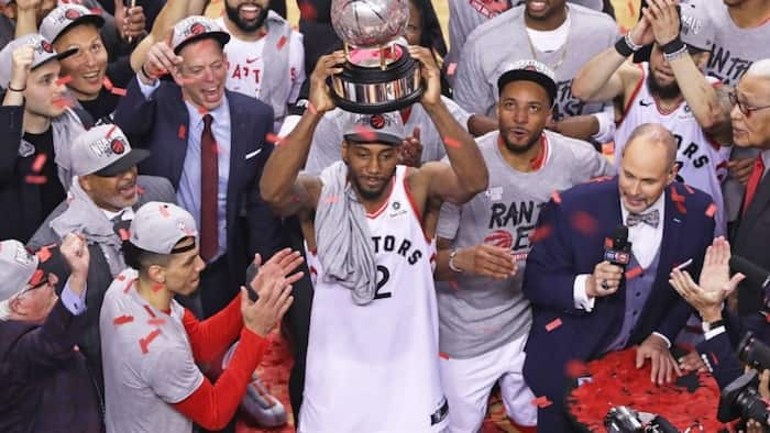 Toronto Raptors defeat Golden State Warriors and bag first-ever NBA championship