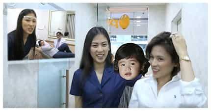 Toni Gonzaga at Mommy Pinty, bumida na naman sa viral vlog ni Alex Gonzaga