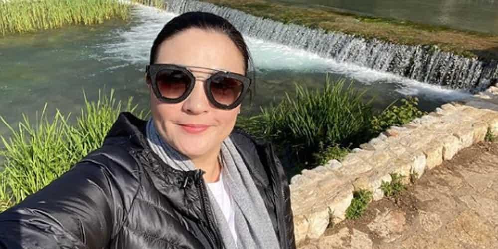 GMA actress Sunshine Dizon slams government for shutting down ABS-CBN