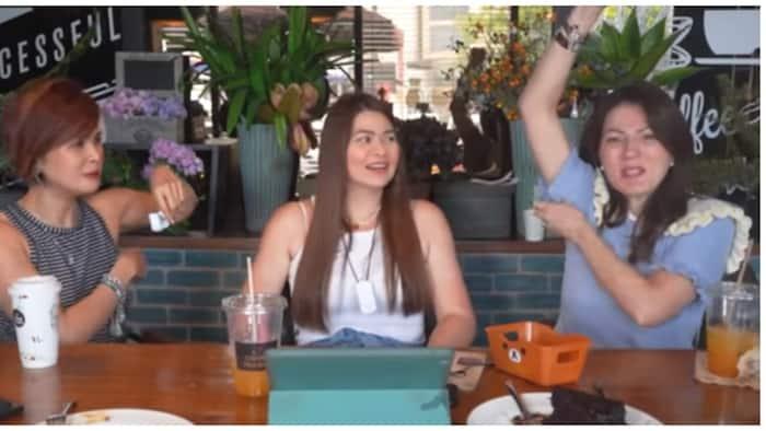 "Aiko Melendez sa kili-kili nina Carmina at Gelli: ""Pareho ba kayo ng deodorant?"""