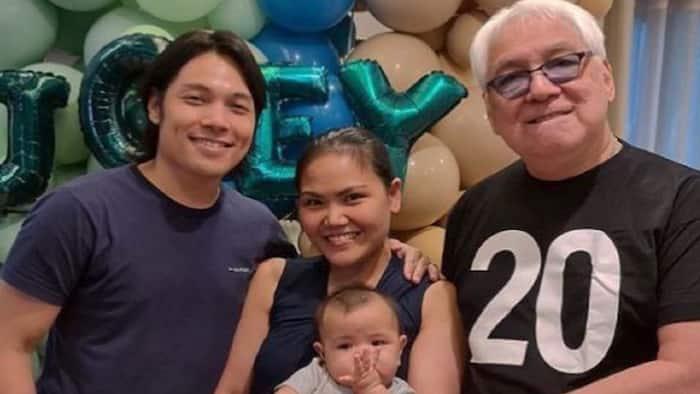 Joey de Leon's 'Baby Shark' video with his grandson Jakob warms hearts online