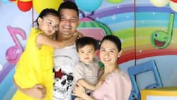 Zia Dantes celebrates 5th birthday with parents Marian Rivera, Dingdong Dantes