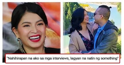 Humabol sa Valentine's day! Angel Locsin finally labels her relationship with Neil Arce