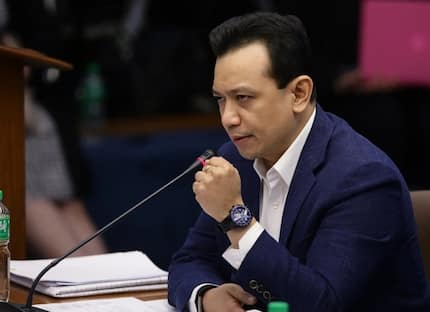 SolGen Jose Calida, to sue Sen. Antonio Trillanes for libel due to his accusations