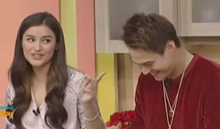 Is Enrique Gil using Liza Soberano to meet foreign celebrities?
