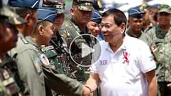 WATCH: Duterte promises better support to soldiers