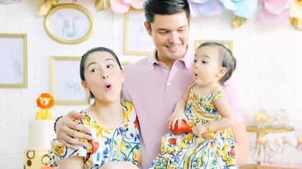 7 adorable times Baby Zia proves she is a Marian Rivera in the making