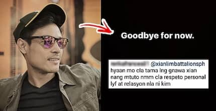 """""""Goodbye for now"""": Actor Xian Lim Puzzles Fans With Cryptic IG Post"""