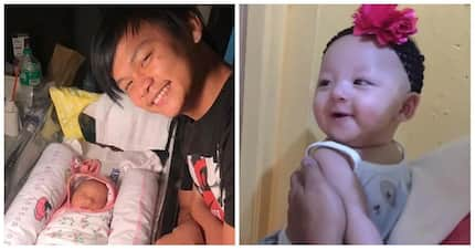Sobrang cute! Meet Buboy Villar's adorable baby daughter Vlanz Karollyn