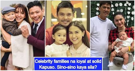 Mga pamilyang solid Kapuso! 6 Celebrity families who remain in GMA Network