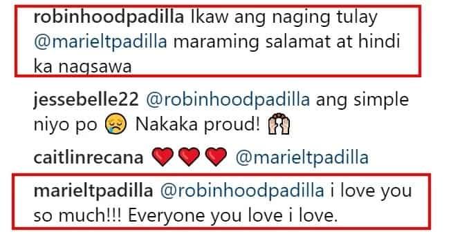 Si Mariel daw ang naging tulay! Robin Padilla thanks wife Mariel for not giving up on bridging the gap between him and Aljur