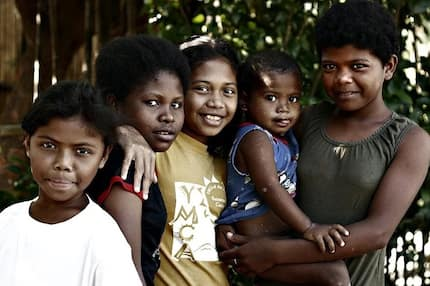 A look at the earliest inhabitants of the Philippines, the Aeta community