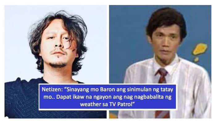 Long Lost Son? Netizen gets mocked for mistaking Baron as Ernie Baron's son
