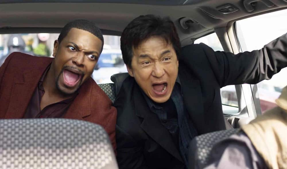 Jackie Chan recipient of Oscar lifetime achievement award