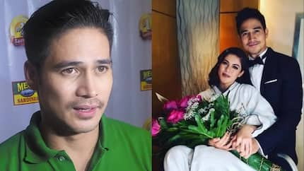 What's the real score then? Piolo Pascual actually gets misquoted about status with Shaina Magdayao