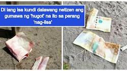 Ibang level ang hugot nito! Pera sa kalsada, imbis na kunin dinagdagan pa