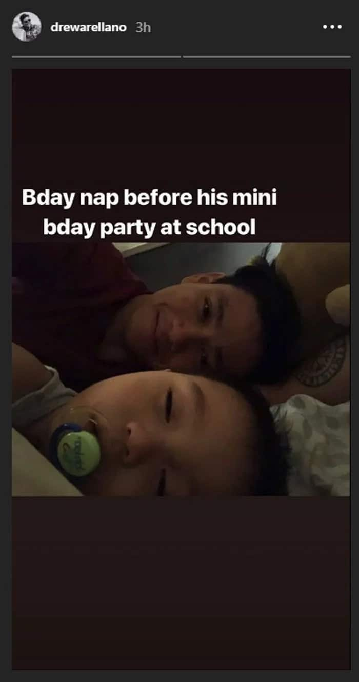 Primo Arellano turns 2 and Iya has the sweetest message for her 'kuya'