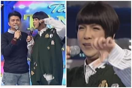Furious Vice Ganda violently attacks Vhong Navarro for insulting his new hairstyle