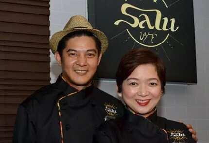 That's Entertainment's Romnick Sarmienta and Harlene Bautista split