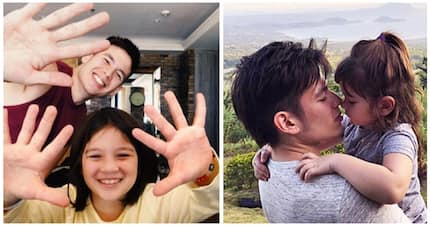 Jake Ejercito lifts spirit of Ellie Eigenmann who suffers hand, foot and mouth disease