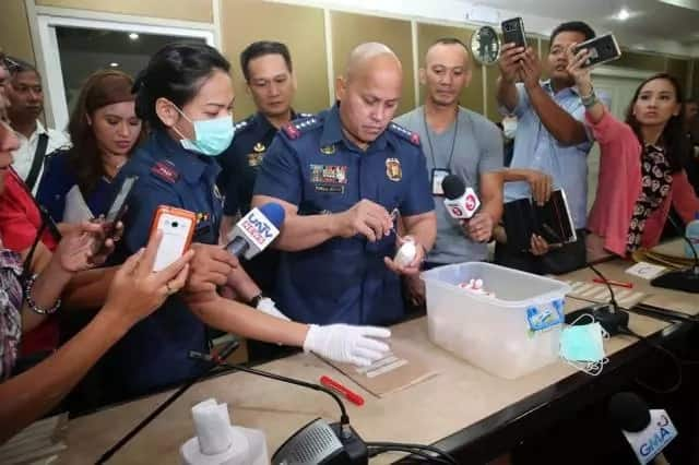 Bato proves that the police do not kill all drug criminals