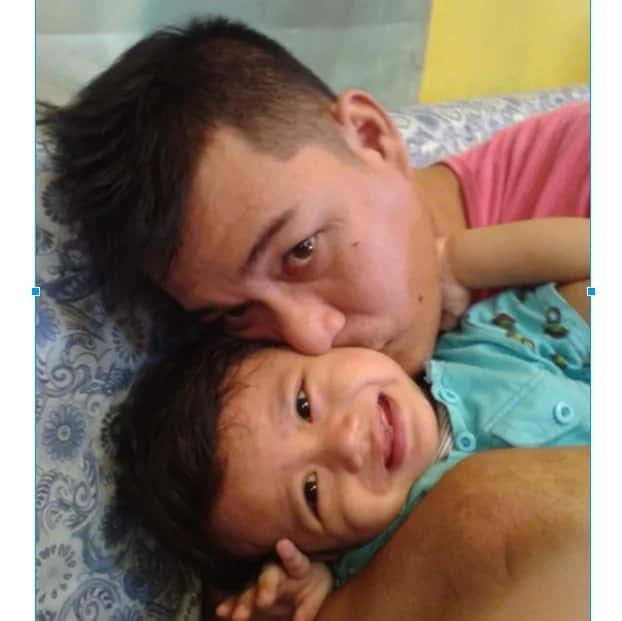 Handang gawin lahat! OFW dad endures working away from family to give them a better life