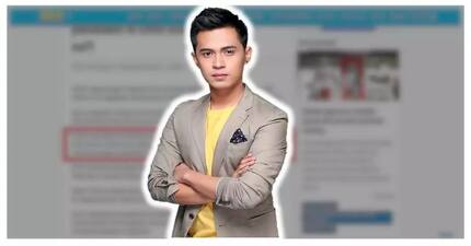 Entertainment writers, may reklamo diumano kay Marlo Mortel