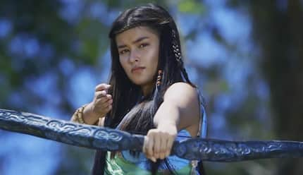 Liza Soberano gets rushed to hospital after suffering injury filming Bagani fight scene