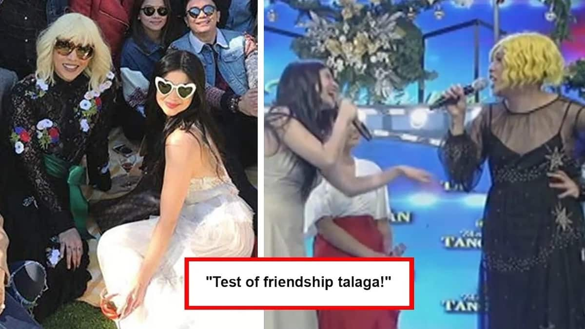 Vice and Anne's friendship got tested because of Anne's New Zealand wedding