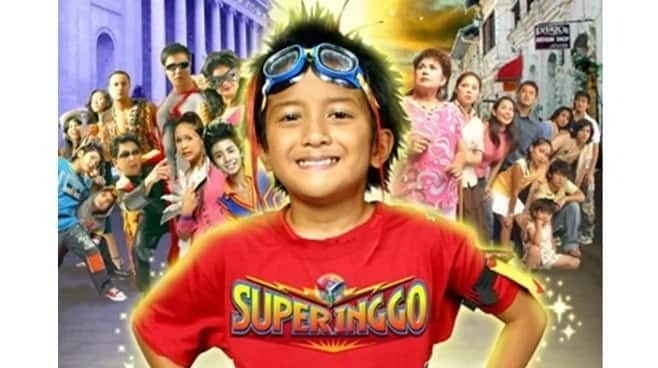 "These 5 former Pinoy child actors who starred in ""Super Inggo"" are now all grown up!"