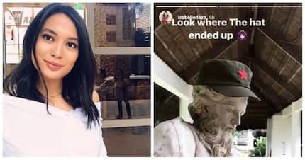 Ayan na naman siya! Isabelle Daza gets called out by netizens for her insensitive Instagram stories