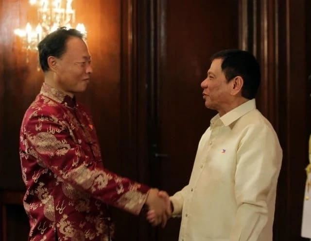 DU30 says China should allow Pinoys to fish in disputed waters