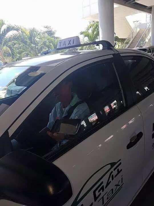 VIRAL: Meet Davao City's most honest cab driver
