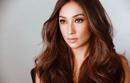 Solenn Heussaff responds to basher who told her to leave the country if she doesn't like EDSA single-driver rule