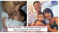 """Emotional Wendy Valdez shares heartbreak of caring for her baby with spina bifida: """"Bakit ganoon, Lord?"""""""