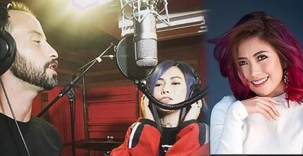 Yeng Constantino & Dave Moffatt Work Together, Record New Single Set for International Release