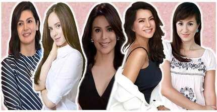Hashtag lahing bampira! 13 Beautiful Pinay celebs na tila hindi tumatanda