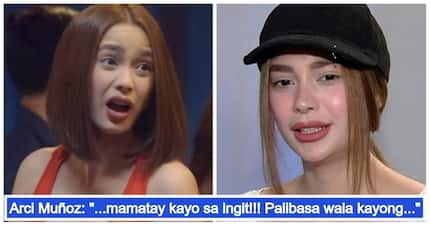 Triggered si ate! Arci Muñoz claps back at bashers for criticizing her role in newest Kapamilya series