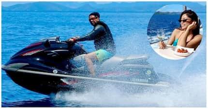 Kuya Wil nagbakasyon sa Palawan kasama ang dating mga hosts ng Wowowin
