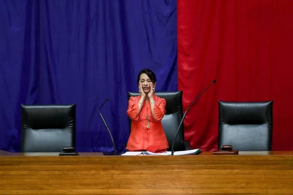 Nakakalulang yaman ni House Speaker Gloria Macapagal Arroyo ibinunyag na