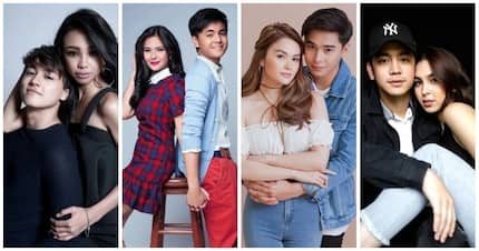 Top 6 reel at real love teams na napasali sa '100 Most Beautiful Stars 2018'