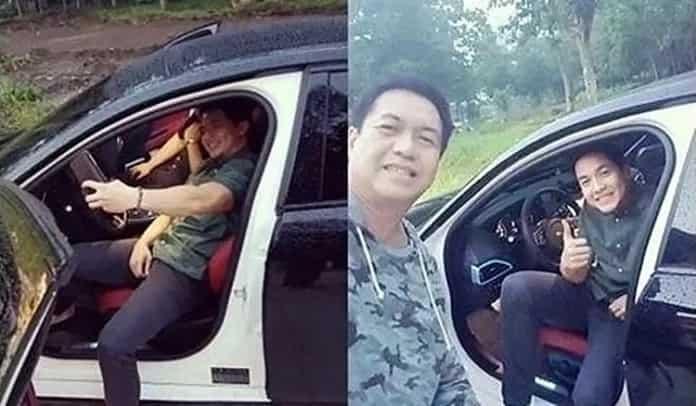 Ilang Pinoy celebrities at ang kanilang nag-gagandahang sasakyan