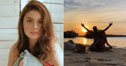Fake concern? Andi Eigenmann lashes out at netizen who gives unsolicited advice about her surfer boyfriend