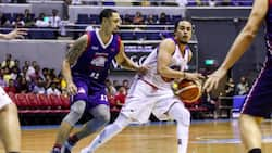 TNT's Terrence Romeo talks about his heated exchange with Dyip's Rashawn McCarty
