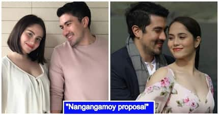 Tanong ng bayan! Magpropropose na ba si Luis Manzano kay Jessy Mendiola?