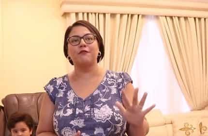 Karla Estrada shows off her house interior, including her awesome room & closet