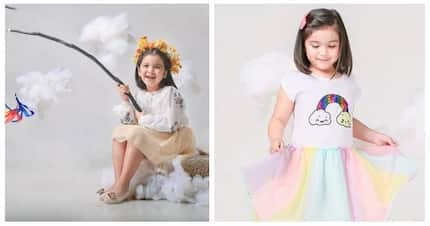 May future sa showbiz! Marjorie Barretto's youngest daughter is oozing with cuteness and charm